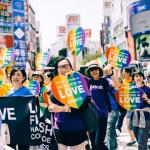 LGBT》「東京彩虹驕傲嘉年華」風光落幕  日本性別平權進展依舊牛步