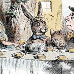 《愛麗絲夢遊仙境》問世150周年 帶動英國實體書籍銷售成長