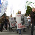 波蘭反墮胎人士上街示威 要求修法大幅限縮合法墮胎條件
