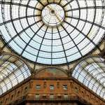 古建築之美創出新火花!當米蘭穹窿玻璃圓頂的設計縮進39毫米裡,世界變不一樣了