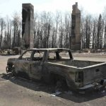 加拿大森林大火:油砂行業損失將近10億加元