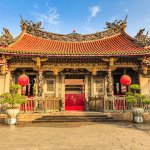 關於龍山寺的3件事!你曾注意過,那4個頂著香爐的小人嗎….