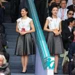 落實性別平等 總統府女性禮賓人員可自主選擇褲、裙服裝