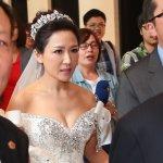 低調迎娶「馬尾妹」蔡正元:為大病初癒的媽媽沖喜