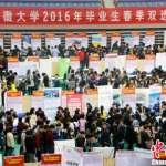 中國職場紅海》756萬應屆畢業生來了!過半數期望月薪不到新台幣25K