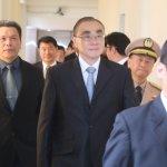 國防部長馮世寛:沒聽過蔡英文講過要台獨 重點是軍隊國家化