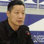 林昶佐WHA演說:蔣介石政權不代表台灣人民