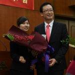 台獨大老之子談國名 吳志中:我就是中華民國外交部次長