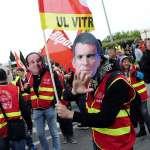 法國罷工抗議政府強制黑箱通過勞工法改革 全國陷油電危機