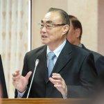 雄三飛彈誤射》馮世寬赴立院致歉 藍委:辭呈寫好了沒?