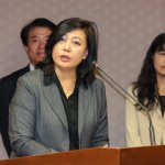 制定反媒體壟斷法 NCC主委被提名人詹婷怡支持