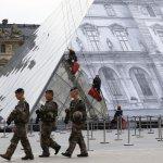 法國全境豪雨成災 塞納河水位暴漲 羅浮宮、奧賽美術館被迫封館
