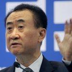 海外華媒:中國首富王健林全家欲搭機前往英國 卻被扣留、限制出境
