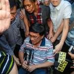 台中監獄不同意陳水扁出席國慶 郭正典:給他希望 又打他一巴掌