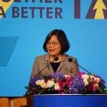 台灣經濟困境 蔡英文:強化與歐盟合作正是時候