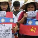 南海仲裁案》中國外交部發表聲明:中菲應展開雙邊談判