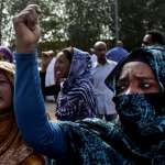 抗議巴希爾政權濫殺 蘇丹年輕世代走上街頭:我們都是達佛人
