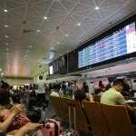滯留桃機4個月!2中國異議人士尋求政治庇護 昨深夜入境台灣