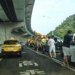 端午連假湧車潮 高速公路變龜速 最低時速20公里
