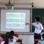 洪素珠曾擔任「故事媽媽」高雄三民國小:絕對不會再讓她帶學生