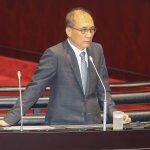 台灣指標民調:林全不滿意度暴增16.5%