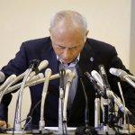 東京都知事辭職》搶在都議會表決不信任案之前 舛添要一決定21日走人