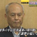 東京都知事換人做》舛添要一辭職案獲議會全體通過 下屆知事誰出馬?