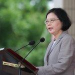 出席陸官校慶 蔡英文:為中華民國的民主體制而犧牲、團結、負責