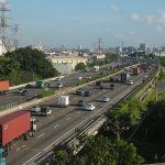 颱風影響國道車流不多 16日出遊潮上看260萬輛次