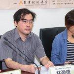 聘任案非單一主管決定 林盈達:一直抱持為台灣建立資通訊安全的熱情