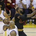 NBA總冠軍賽最後決戰》騎士逆轉絕對劣勢封王 詹姆斯大三元勇奪MVP