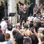 何韻詩開唱談林榮基:香港的破曉總會到來