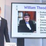將儒學推向國際 97歲美國學者狄百瑞獲第2屆唐獎「漢學獎」
