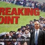 英國脫歐亂象》仇恨犯罪劇增75% 英國民眾發起反仇恨運動