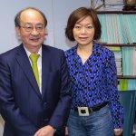 林全內閣借將 柯建銘首席幕僚何佩珊接任政院副祕書長