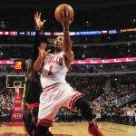 NBA重磅交易》芝加哥公牛巨星羅斯轉隊紐約尼克 期望擺脫膝傷陰影