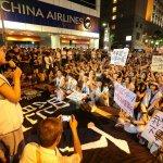 華航罷工》蘇嘉全指勞工有權爭取條件 華航應藉此改革