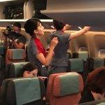 恐遭工會除名 華航空服員:難道總統專機該罷飛?