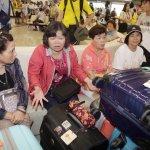 華航罷工截至中午4407人受影響 觀光局:比天災還嚴重