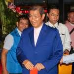 《金融時報》專訪白狼 張安樂坦承與中國政府往來