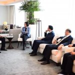 蔡英文會晤多位美國會議員 爭取支持台灣潛艦國造,參與TPP、TIFA