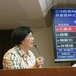 修勞基法挨批全面責任制 藍委王惠美:保障想加班的勞工
