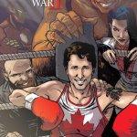 加拿大「最帥總理」杜魯道 登上漫威助拳超級英雄