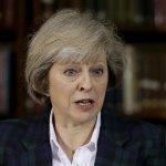 英國脫歐》英國首相熱門人選、內政大臣梅伊:脫歐後,不排除遣返歐盟公民