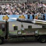 台灣軍艦「誤射」飛彈 中國國台辦:非常嚴重,台灣要有「負責任的說法」