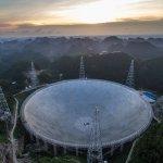全球最大電波望遠鏡 中國「天眼」竣工 將搜尋銀河系外的中子星