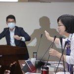 為了這個問題 綠委林淑芬、劉建國立院發毒誓互罵
