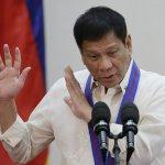 南海仲裁前夕》菲國總統杜特蒂上任後首度表態:願與北京展開談話