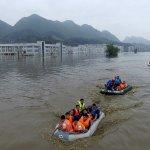 損失逾2500億台幣》中國南方洪水釀災 紐時:考驗中國領導人威信