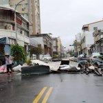 尼伯特颱風重創台東》林全:第一時間恢復水電及交通  完成災後復原